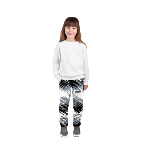 Детские брюки 3D METRO Фото 01