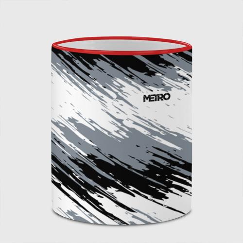 Кружка с полной запечаткой METRO Фото 01