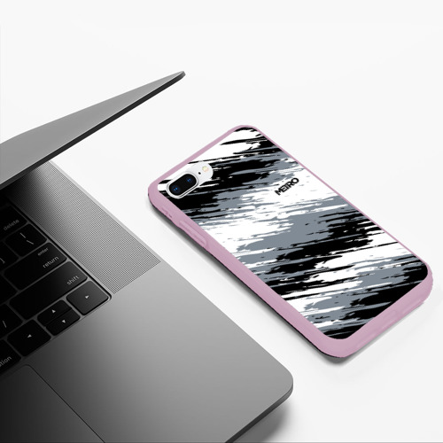 Чехол для iPhone 7Plus/8 Plus матовый METRO Фото 01