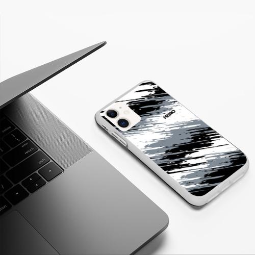 Чехол для iPhone 11 матовый METRO Фото 01