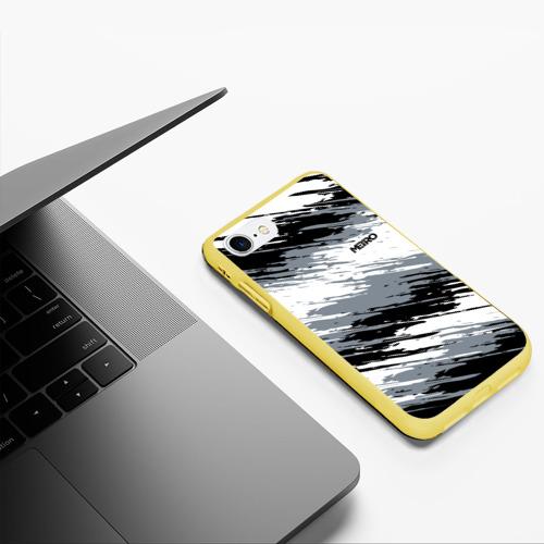 Чехол для iPhone 7/8 матовый METRO Фото 01