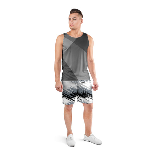 Мужские шорты спортивные METRO Фото 01