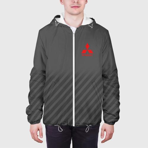 Мужская куртка 3D MITSUBISHI SPORT Фото 01