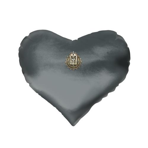 Подушка 3D сердце  Фото 02, Kingdom Come: Deliverance