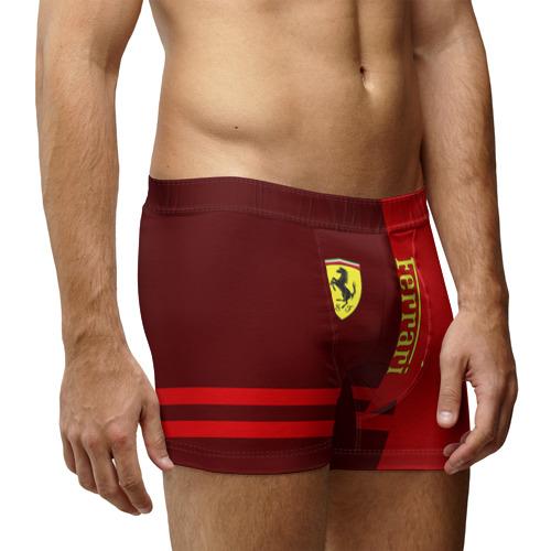 Мужские трусы 3D  Фото 03, Ferrari S.p.A.
