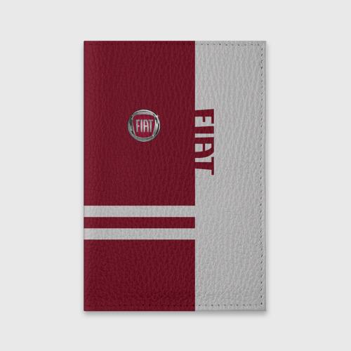 Обложка для паспорта матовая кожа  Фото 01, Fiat