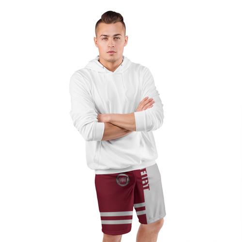 Мужские шорты 3D спортивные  Фото 05, Fiat
