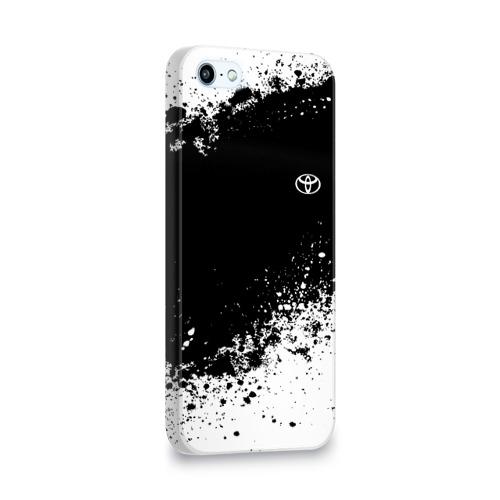 Чехол для Apple iPhone 5/5S 3D  Фото 02, Toyota brand motors
