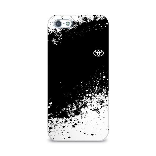 Чехол для Apple iPhone 5/5S 3D  Фото 01, Toyota brand motors