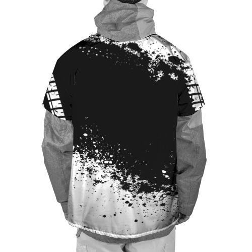 Накидка на куртку 3D  Фото 02, Bmw brand motors