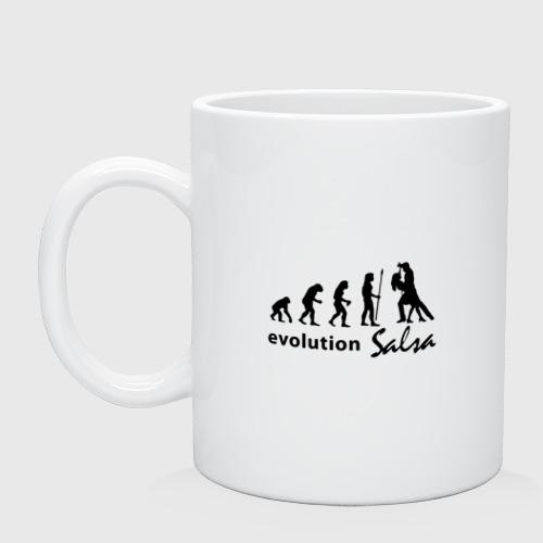 Кружка  Фото 01, Evolution Salsa