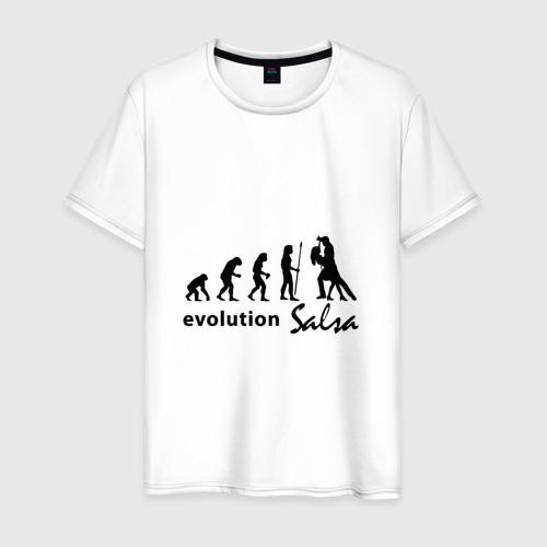 Мужская футболка хлопок Evolution Salsa