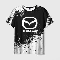Mazda abstract sport