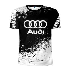 Audi abstract sport - интернет магазин Futbolkaa.ru