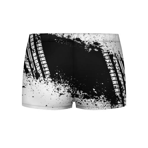 Мужские трусы 3D  Фото 02, Daewoo abstract sport