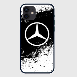 Чехол для iPhone 12 Pro Mini Mercedes abstract sport
