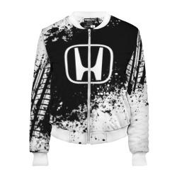 Honda abstract sport