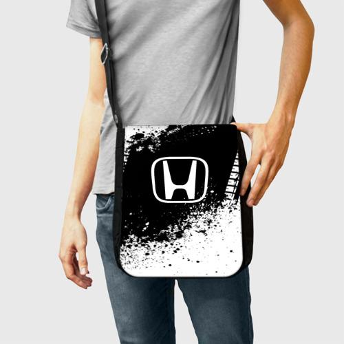 Сумка через плечо Honda abstract sport Фото 01