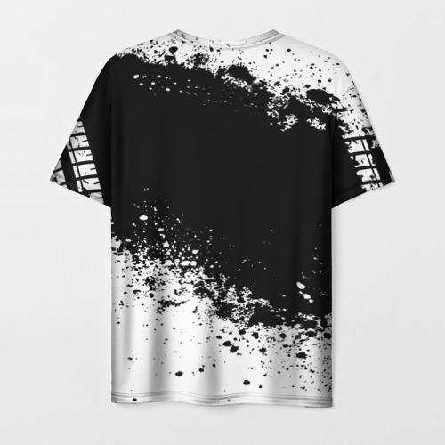 Мужская футболка 3D Opel abstract sport Фото 01