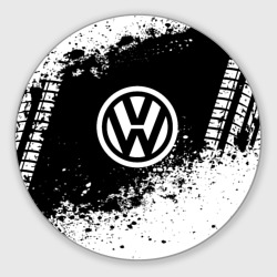 Volkswagen abstract sport