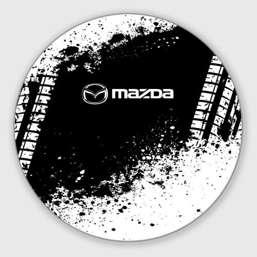 Коврик круглый  Фото 01, Mazda