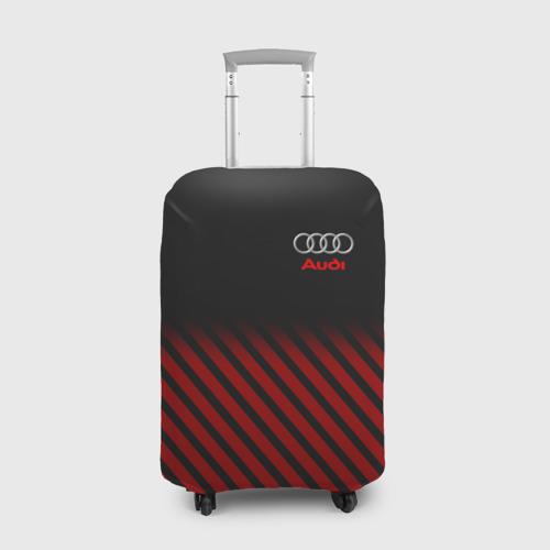 Чехол для чемодана 3D  Фото 01, AUDI  SPORT