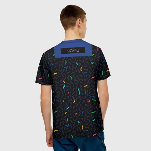 Мужская футболка 3D  Фото 02, Kizaru Яд