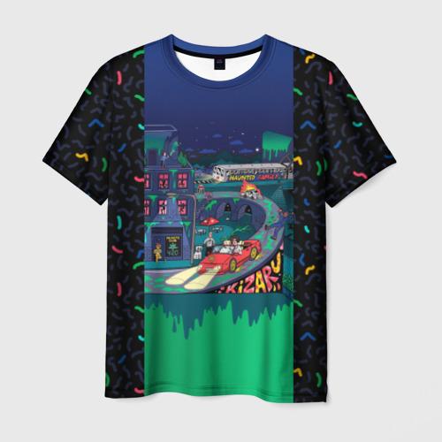 Мужская футболка 3D  Фото 03, Kizaru Яд