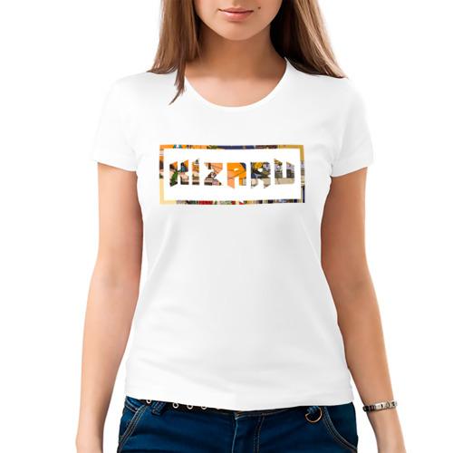 Женская футболка хлопок  Фото 03, Kizaru