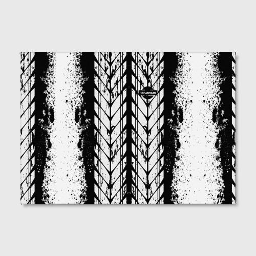 Холст прямоугольный  Фото 02, LEXUS DRIVE SPORT