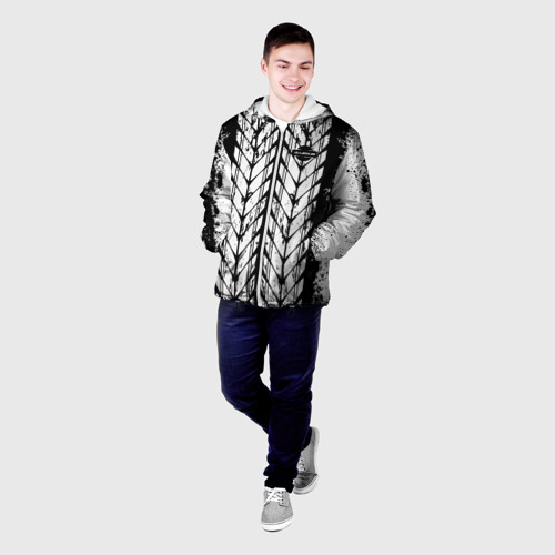 Мужская куртка 3D  Фото 03, LEXUS DRIVE SPORT