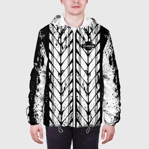 Мужская куртка 3D  Фото 04, LEXUS DRIVE SPORT