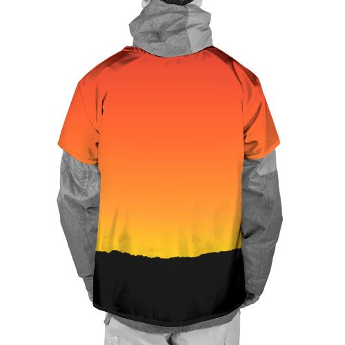 Накидка на куртку 3D  Фото 02, Titanfall 2