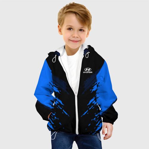 Детская куртка 3D  Фото 03, Hyundai