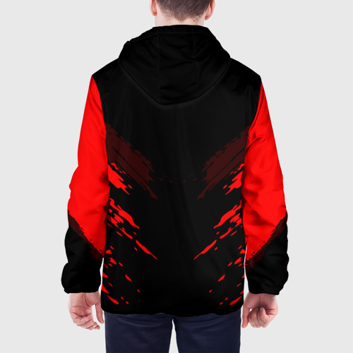 Мужская куртка 3D  Фото 05, Mazda SPORT