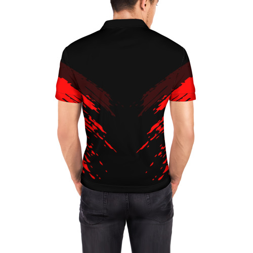 Мужская рубашка поло 3D  Фото 04, Mazda SPORT