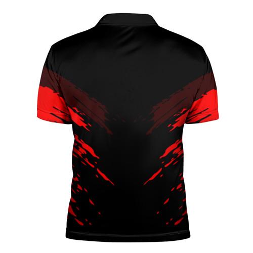 Мужская рубашка поло 3D  Фото 02, Mazda SPORT