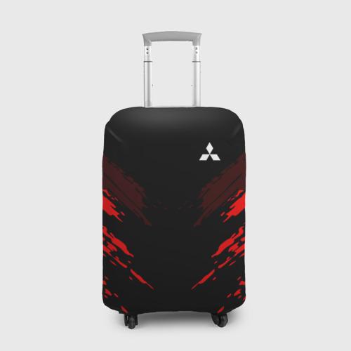 Чехол для чемодана 3D Mitsubishi SPORT Фото 01