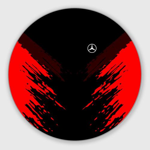 Коврик для мышки круглый  Фото 01, Mercedes SPORT