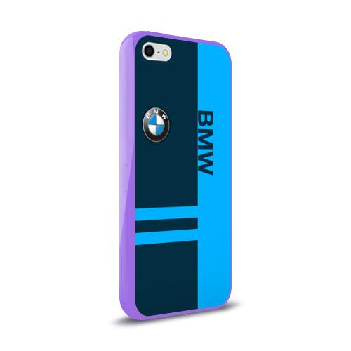Чехол для iPhone 5/5S глянцевый BMW Фото 01
