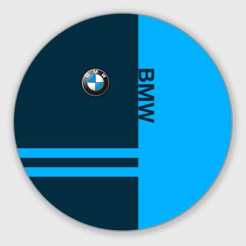 Коврик для мышки круглый BMW Фото 01