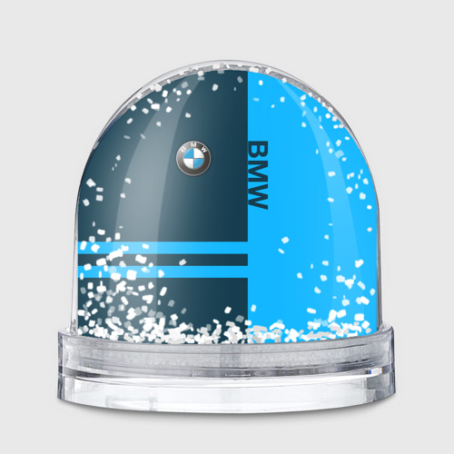 Снежный шар BMW Фото 01