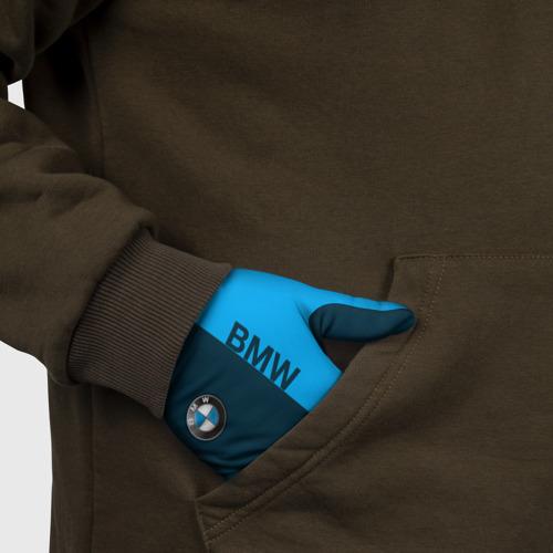 Перчатки 3D BMW Фото 01