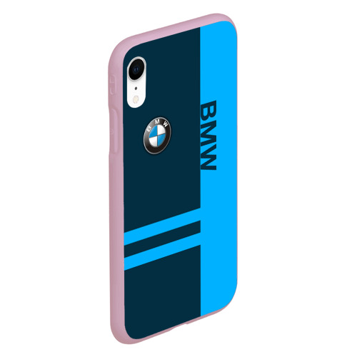 Чехол для iPhone XR матовый BMW Фото 01