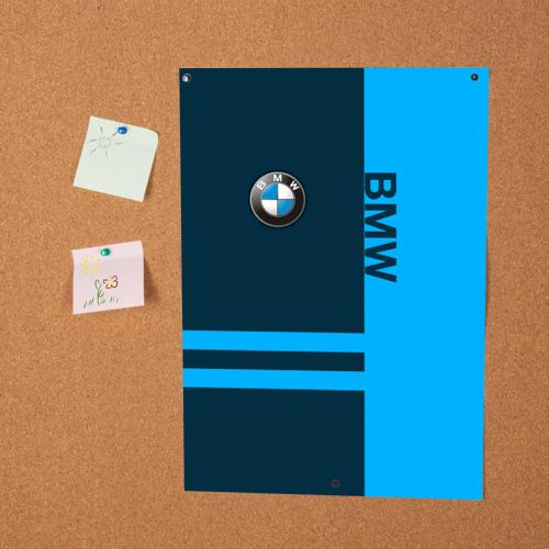 Постер BMW Фото 01