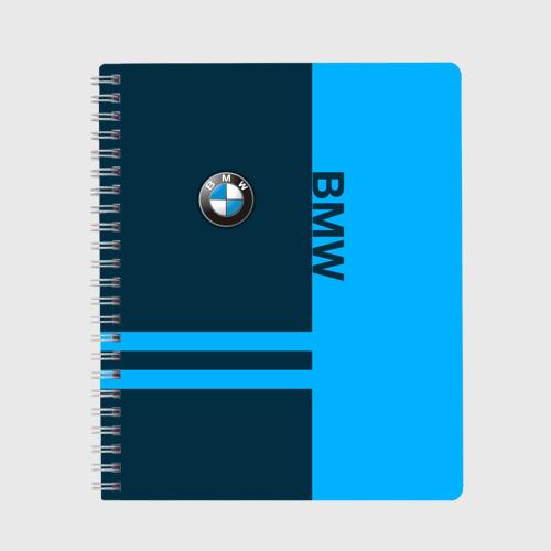 Тетрадь BMW Фото 01