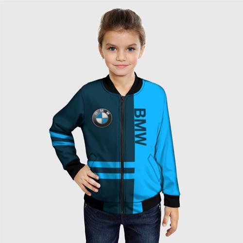 Детский бомбер 3D BMW Фото 01