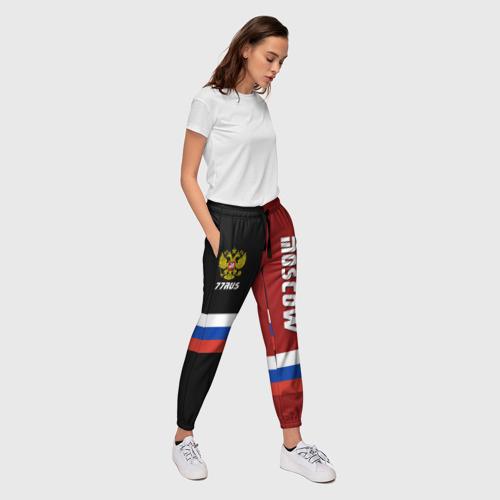 Женские брюки 3D  Фото 03, Moscow (Москва)