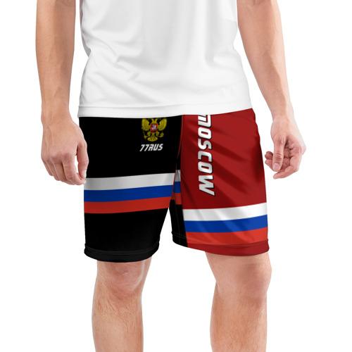 Мужские шорты спортивные Moscow (Москва) Фото 01