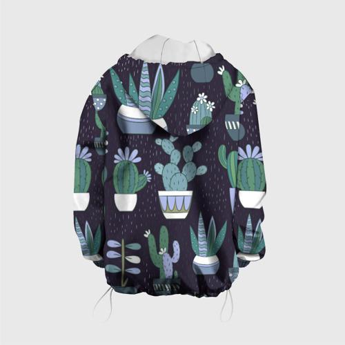 Детская куртка 3D  Фото 02, Кактусы